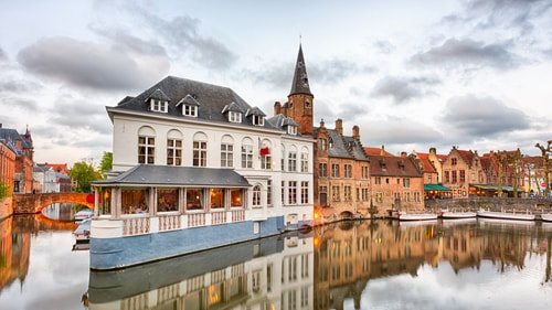 mazout Bruges